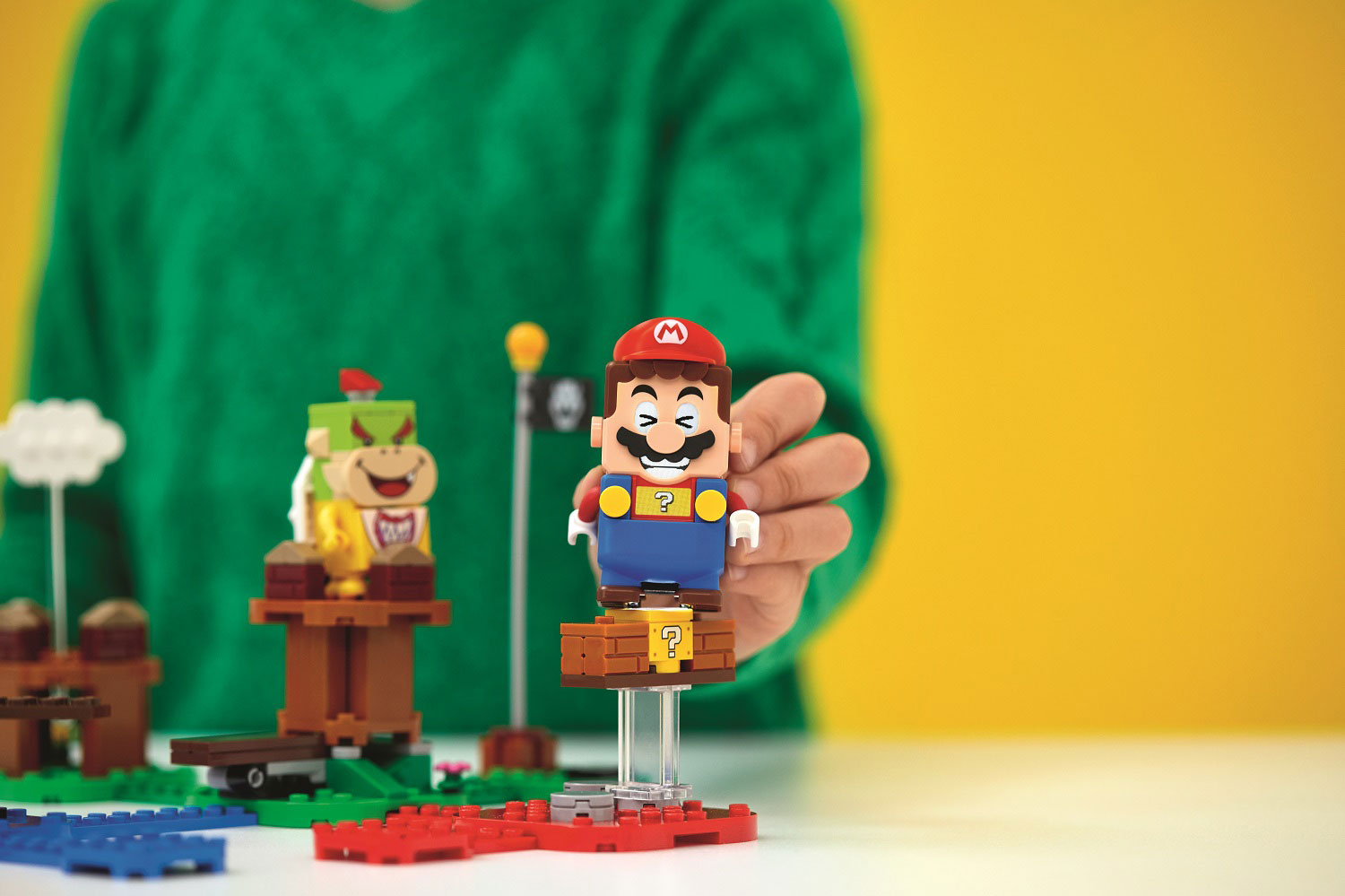 The LEGO Group And Nintendo Reveal New Product Range - Life is Ohsem