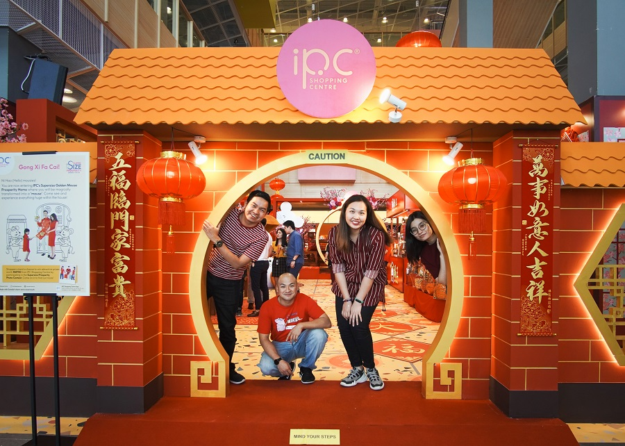 IPC Shopping Centre Brings 'Supersized Prosperity' this Lunar New Year - Life is Ohsem