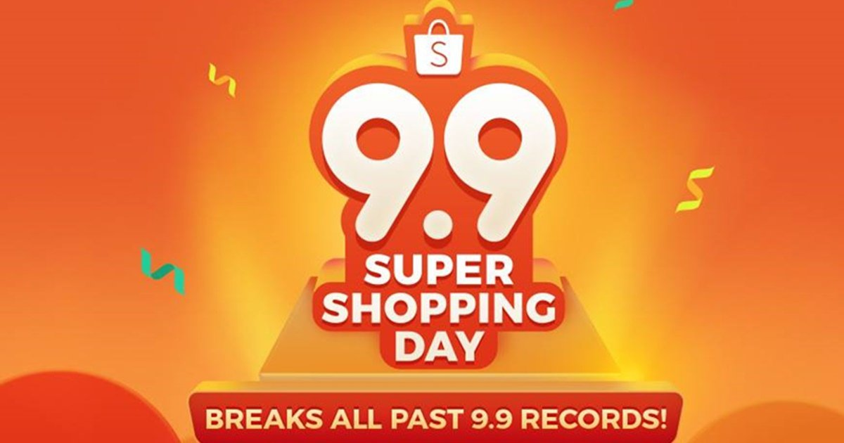 Shopee Powers The New Normal With 9.9 Super Shopping Day - Life is Ohsem
