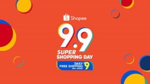 9.9 Super Shopping Day Visual