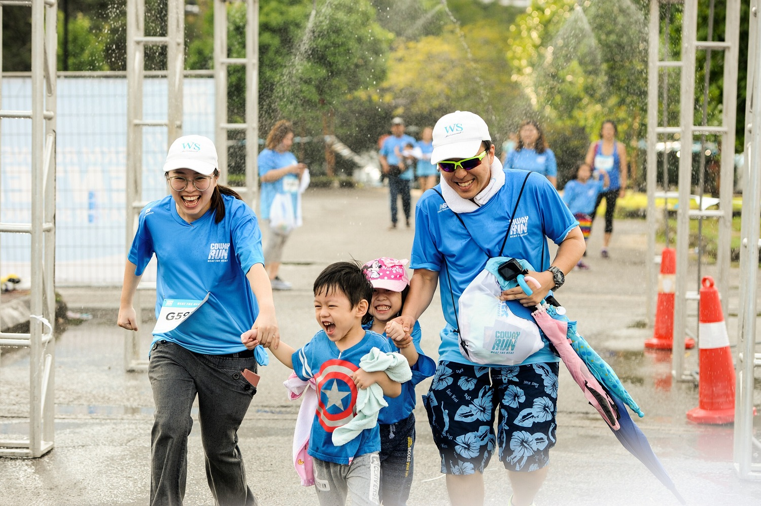 Get Fit With The Fun Coway Run 2020