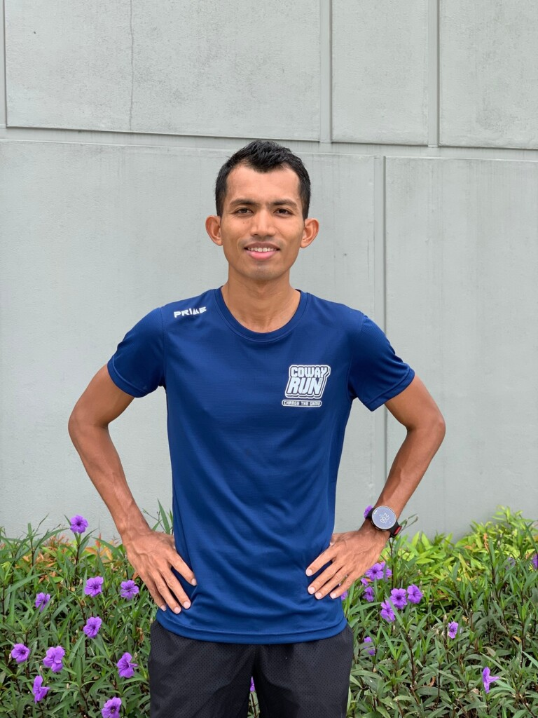 Coway Run 2020 - Edan Syah