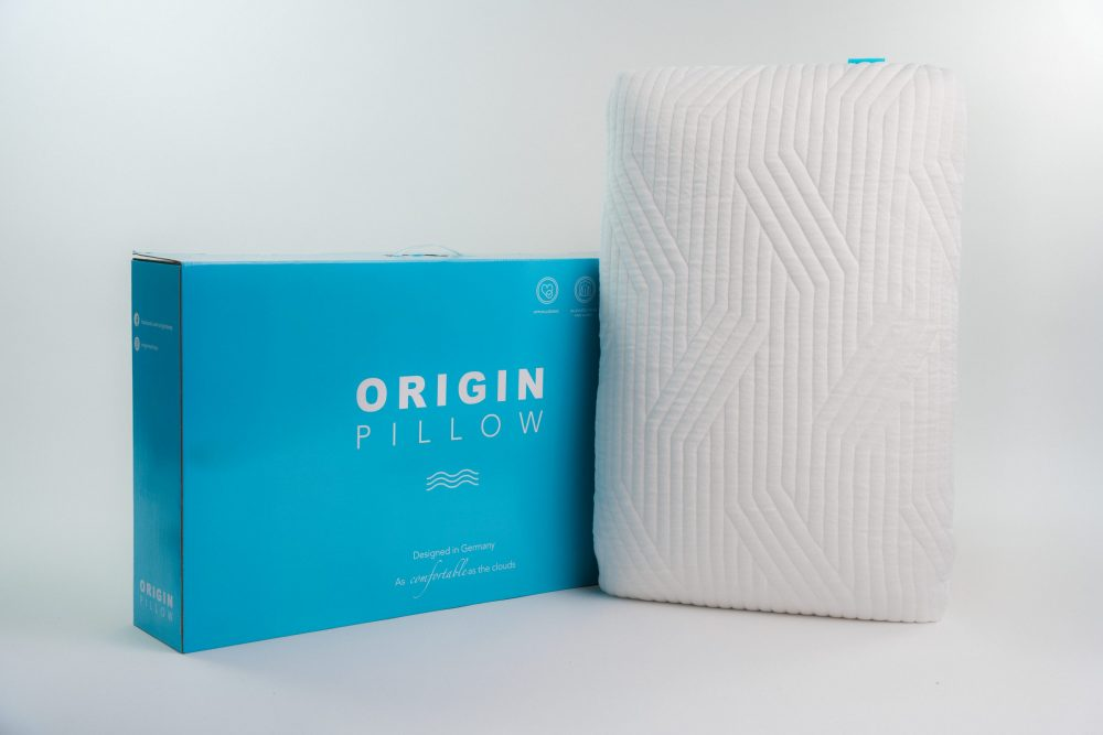 Origin Superior Coolmax Latex Pillow Review - The Next Level Comfort