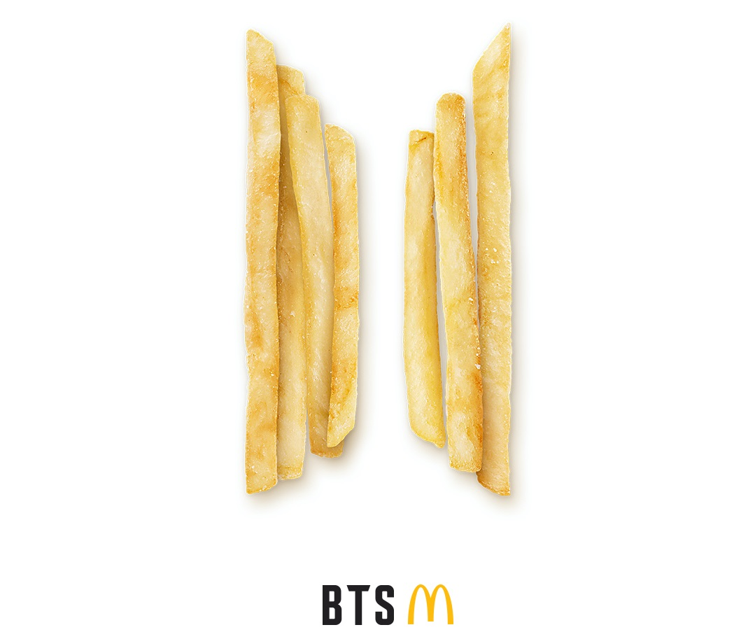 Want to Try The BTS Meal? Check Out This Collaboration Between McDonald's and BTS