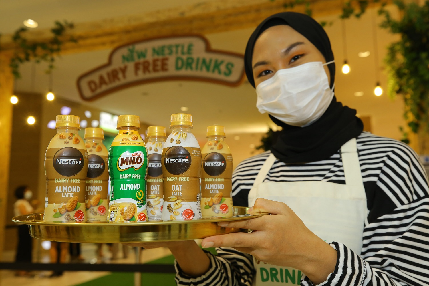 Nestlé Debuts All-New Dairy Free MILO and NESCAFÉ, Malaysia's All-Time Favourite Drinks
